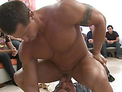 These horny boys take zigzags sucking cock