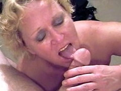 Mature Fanny Loves Horseshit