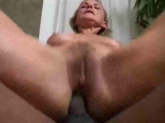 Older wife wants black bushwa